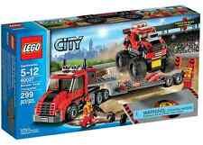 LEGO® City 60027 Monster-Truck Transporter NEU OVP NEW MISB NRFB