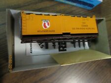 HO SCALE, ATHEARN 1516 40' REEFER THE RATH PACKING CO. BOX DOES NOT MATCH