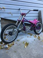 Schwinn Stingray Bike OCC Chopper purple