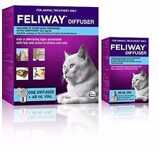 Feliway Genuine Australian Diffuser Set & Additional Genuine 48mL Refill