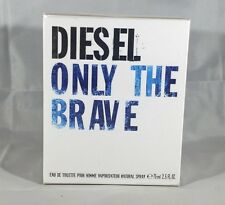 Only The Brave By Diesel 2.5 Oz EDT Spray New In Box Sealed Cologne For Men