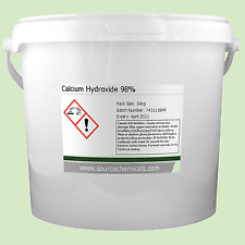 Calcium Hydroxide 98% 10Kg Including Delivery