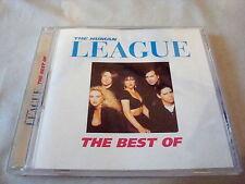 THE HUMAN LEAGUE-THE BEST OF-DISKY VI 248232 EU  MINT CD