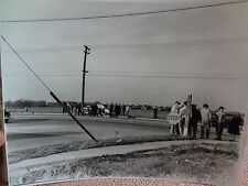 1954 Elmont Hempstead Tpke Stone Street Nassau County Long Island Photo