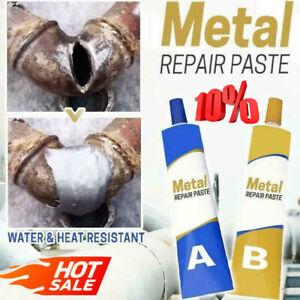 Industrial Repair Paste Glue Heat Resistance Cold Weld Metal Repair Paste
