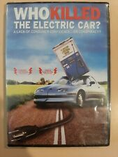 Who Killed The Electric Car (DVD, 2006)