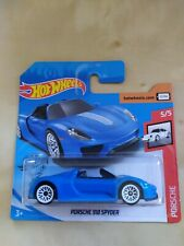 HOT WHEELS 2020 PORSCHE 918 SPYDER #94/250