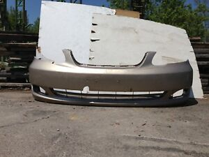 05-08 Toyota Corolla OEM Used Front Bumper Cover (BP0621)