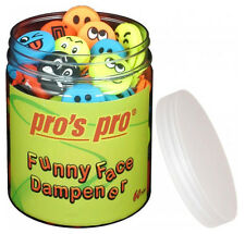 Pro's Pro Funny Face String Dampener Jar Of 60