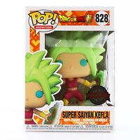 Funko POP! Dragonball - Super Saiyan Kefla Exclusive With Soft Protector