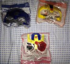 2016 Transformers Party Mask McDonald's Happy Meal Toys Completed 3 PCS NIP