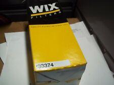 Fuel Filter   GENUINE  Wix 33374