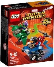 HomeA9) LEGO DC Universe Super Heroes (76064) Spider-Man vs. Green Goblin