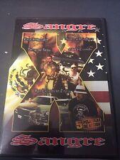 Sangre x Sangre 5 Peliculas de Accion DVD Spanish Language