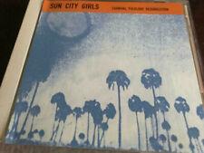"Sun City Girls ""Carnival Folklore Resurrection 7 Libyan Dream"" cd"