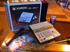 Academy TVG - 406 - 6 Color TV Sports 406 Rare Video Game Console Retro Complete