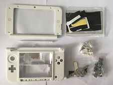 Full Repair Housing Shell Case Replacement for Nintendo 3DS XL White