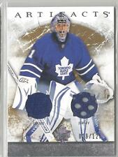 2012-13 Artifacts Hockey Curtis Joseph Dual Game Used Jersey Card # 105