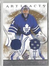 2012-13 Artifacts Hockey Curtis Joseph Dual Game Used Jersey Card # 105