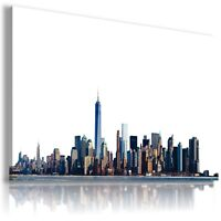 NEW YORK CITY  View Canvas Wall Art Picture Large SIZES  L136  X