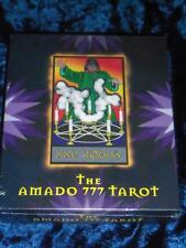 THE AMADO 777 TAROT. Crowley. NEW AND SEALED. 111 Cards. Unique deck