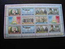 VANUATU - timbre yvert/tellier bloc n° 17 n** MNH (Z0)