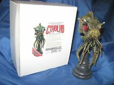 CTHULHU First Ever Bust by Toy Vault HP LOVECRAFT Sam Greenwell Painted LTD ED