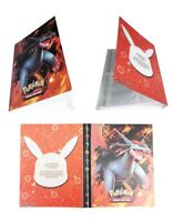 Pokemon Pikachu Binder Portfolio Pocket Album Card Xy Portfolio Holder 240 card