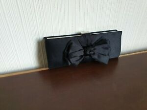 "Handbag""Next"" Clutch Bag Black Colour New Without Tags"