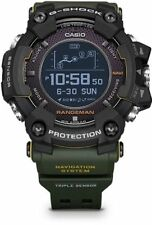 Casio G-shock Gpr-b1000-1bdr 2018 Rangeman Green GPS Navigation Solar Assisted W
