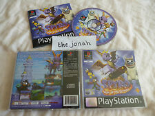 Spyro Year of the Dragon PS1 (COMPLETE) black label Sony Playstation platform