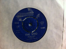 The Who 'Substitute' / 'Instant Party' (Circles) UK Reaction mod 1966