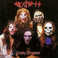 DEATH SS-Heavy demondsRosemary's – babe 002 ITA 1991 FIRST PRESS
