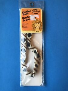 Vintage Goody Fashion Band #2145 Hair Accessories New 1982