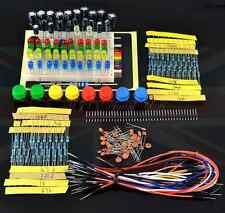 STARTER ELECTRONICS COMPONENTS PACKAGE ELEMENT PARTS KIT SET for ARDUINO UK Sell