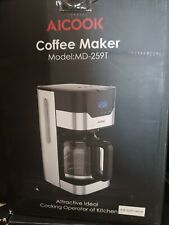Coffee Maker, 10 Cup Programmable Coffee Machine