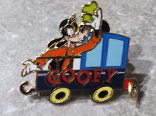 DISNEY JDS CHARACTER TRAIN PIN GOOFY