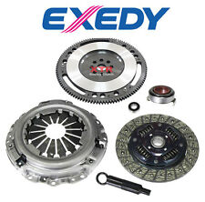 EXEDY CLUTCH KIT+ FORGED FLYWHEEL INTEGRA CIVIC Si DEL SOL VTEC CR-V B16 B18 B20