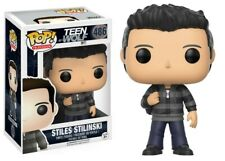 Funko Pop! Stiles Stilinski #486 w/ Hard Stack Pop! Protector