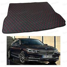 Anti Scrape Leather Car Trunk Mat Carpet Fit for BMW 7-Series 2016-2017