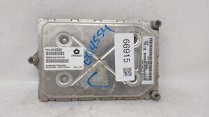 2011-2012 Dodge Caliber Engine Computer Ecu Pcm Ecm Pcu Oem 66915