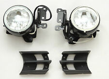 Front Fog lights lamps Set left right Mitsubishi Montero Pajero Sport 2000-2006