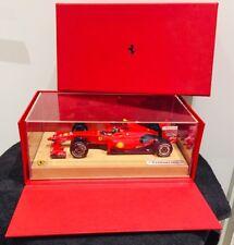 Kimi Raikkonen 1/18 F60 Ferrari F1 Formula hotwheels rare Massa