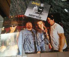 Jackyl ROWYCO CD jesse james dupree  AUTOGRAPHED / SIGNED