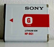 Sony G Type Lithium Ion NP-BG1 Rechargeable Battery