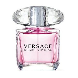 Versace Bright Crystal For Women - 50ml Eau De Toilette Spray, Boxed and Sealed