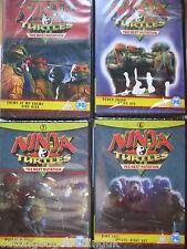 Ninja Turtles The Next Mutation Vols 6 to 9 (DVD x 4, 8 Episodes) New Sealed PAL