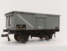 Hornby Dublo   BR Mineral Wagon. Diecast in Grey Finish.