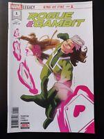 ROGUE & GAMBIT #1a (2018 MARVEL Comics) ~ VF/NM Book