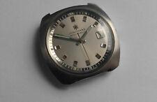 Herren ⌚ JUNGHANS MAN Automatic Datum Edelstahl Kal. 651.10 Vintage Germany Uhr